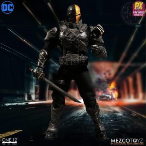 Mezco One:12 Deathstroke Stealth Px Exclusive