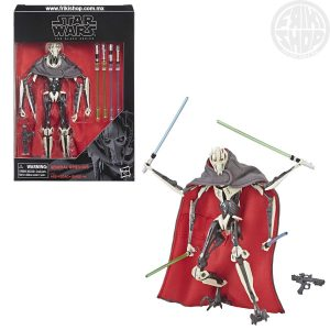 Star Wars The Black Series General Grievous Deluxe Preventa